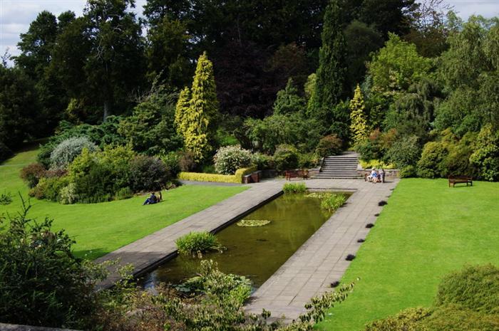 Hill Garden Near Cavendish Banqueting