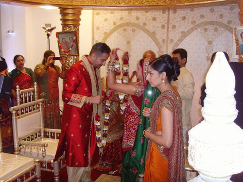 Indian Wedding @ Cavendish
